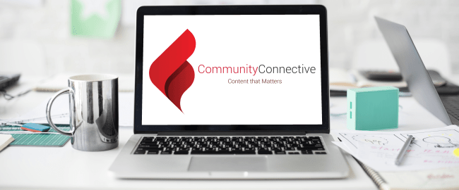 powered by communityconnective footer