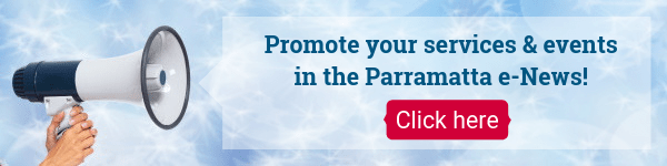 parramatta promote services events enews banner